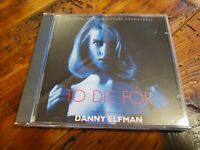 To Die For Soundtrack CD Danny Elfman