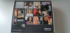 Nokia N73 - Black (Orange) Mobile Phone