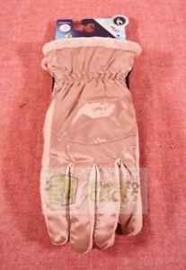 Isotoner Women's Sleek Heat Glove Touchscreen Smartdri Dusted Blush Pink, 1SZ