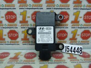 2012-2014 HYUNDAI VELOSTER YAW RATE SENSOR CONTROL MODULE 95690-2T150 OEM