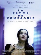 Affiche 40x60cm LA FEMME DE COMPAGNIE /SHE'S LOST CONTROL 2014 Brooke Bloom EC