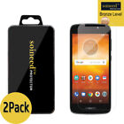 2-Pack SOINEED Tempered Glass Screen Protector Film For Motorola Moto E5 Play