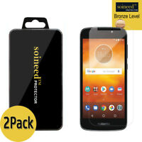 [2-Pack] SOINEED Tempered Glass Screen Protector For Motorola Moto E5 Cruise