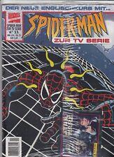 Spider-Man Magazine - The TV Series (German) # 11-Panini 1996-Top