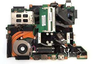 Lenovo ThinkPad T410S Motherboard with i5-560M CPU & Heatsink 04W0321 75Y4133
