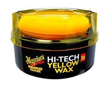 Meguiars M2611;Car Wax; Mirror Glaze; Yellow Carnauba Wax