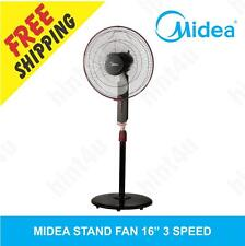 "MIDEA STAND FAN 16"" 3 SPEED"