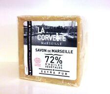 Savon de Marseille véritable aux huiles végétales Certifié Ecocert
