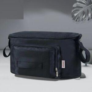 Stroller Storage Bag Baby Mom Organizer Travel Hanging Carriage Pram Diaper Bag