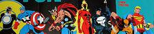 Spider-man/Punisher/Captain America/Thor/Wolverine/Avengers/X-Men poster:Jim Lee