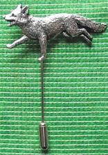 Ts1 Nuevo Caza Tiro país Peltre Stick Stock tie Pin: funcionamiento de Fox