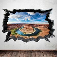 Adesivi e stancil da parete adesivo di arte con specchio