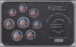 Italie Coffret monnaie Euro