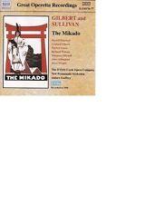 Gilbert & Sullivan: The Mikado (1950 D'Oyly Carte Recording) Isidore Godfrey 2CD