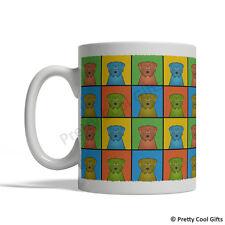 Norfolk Terrier Dog Mug - Cartoon Pop-Art Coffee Tea Cup 11oz Ceramic