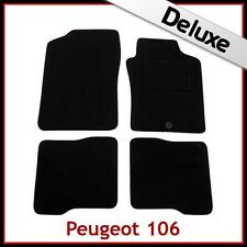 PEUGEOT 106 1996 - 1999 2000 2001 2002 2003 2004 Tailored LUSSO 1300g TAPPETINI AUTO
