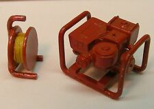 Generator & Cord Reel 1/32nd Scale for Fire Models by Don Mills Models