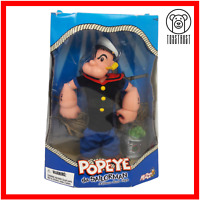Popeye The Sailor Man Action Figure Vintage Boxed Classic Toy by Mezco Toyz 2001