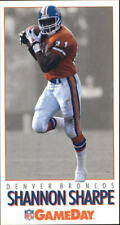 A2732- 1992 GameDay Football Cards 251-500 +Rookies -You Pick- 10+ FREE US SHIP