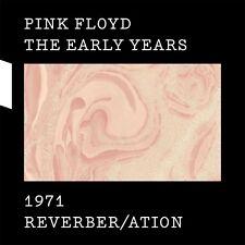 Pink Floyd - Reverber/ation 1971 (NEW CD, DVD, BLU-RAY)