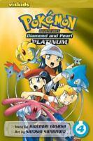 Pokémon Adventures: Diamond and Pearl/Platinum, Vol. 4 by Hidenori Kusaka