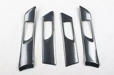 For Subaru Forester 2009-2012 Carbon fiber  Interior Decoration Trim 10pcs