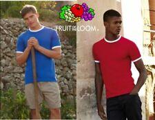 Camisetas de hombre Fruit of the Loom talla S