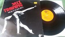 LP: Georges Rabol - Jazz Training - Pour La Danse - Unidisc - Rare Jazz Library!
