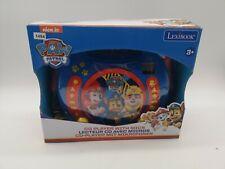 Lexibook PAW Patrol Helfer auf vier Pfoten Chase CD-Player mit 2 integri 1494 C4