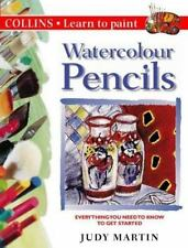Watercolour Pencils: Everything You Need to Know to Get Started-ExLibrary