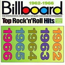 Billboard Top Rock & Roll Hits: 1962-1966 [Box] by Various Artists (CD, Nov-1989