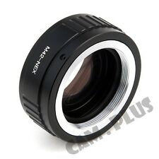 Camera Focal Focus Reducer Speed Booster Adapter For M42 Lens to Sony NEX 5T 7
