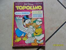 TOPOLINO - NUMERO 1214 - 4 MARZO 1979
