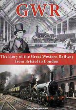 GWR Dvd: Great Western Railway Bristol London Brunel's Billiard Table Swindon