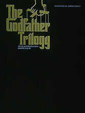 The Godfather Trilogy Learn to Play Musicals Piano Vocal & Guitar Music Book