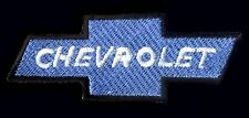 Chevrolet Patch Badge Hot Rod Drag Race Bowtie Chevy Gasser Mechanic Garage