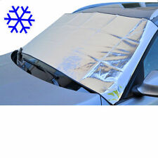Auto Thermo Scheibenabdeckung Sommer+Winter Scheiben Abdeckung Schutz vor Sonne