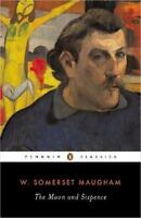 The Moon And Sixpence (penguin Classics): By W. Somerset  Maugham