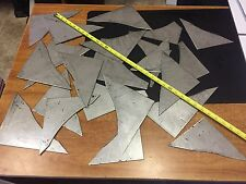 20 pounds 11ga 304 Stainless Steel Sheet Plate Material welding Art wind chime