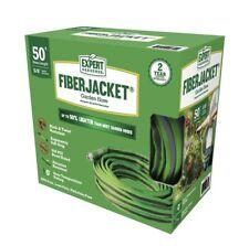 "Expert Gardener Fiberjacket 5/8"" x 50' Garden Hose New"