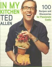 IN MY KITCHEN Ted Allen CHOPPED Food Network COOKBOOK Recipes COOKING Book