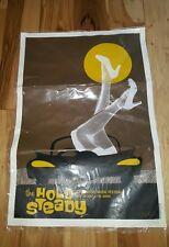 Hold Steady Sasquatch Fest 2007 Concert Poster Dan Stiles Silkscreen Signed