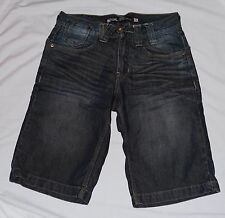Denial Denim Shorts Mens 28