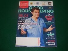 Good Housekeeping Magazine Feb. 2018 - Dr.Oz Answers Your Embarrassing Questions