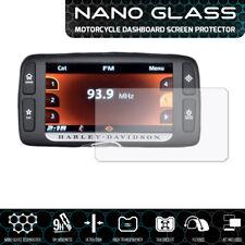 Harley Davidson BOOM! BOX 6.5GT GPS NANO GLASS Dashboard Screen Protector