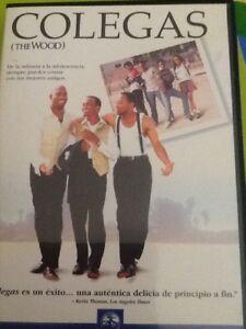 Colegas (The Wood)- paramount DVD