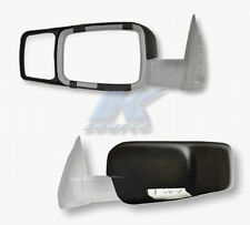 DODGE RAM 2500 3500 2010 2011 2012 2013-2016 2017 SNAP ON TOW MIRROR EXTENSION
