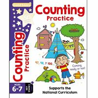 Gold Stars Workbook - Key Stage 1 - National Curriculum - Counting 6-7 Years