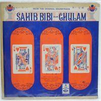 Sahib Bibi Aur Ghulam Hemant Kumar Vinyl LP Record Bollywood Hindi1970 India VG+