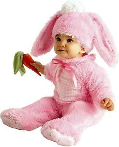 Rubie's Precious Little Wabbit Baby Pink Rabbit Bunny Costume